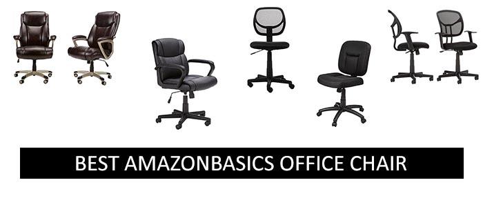 Best AmazonBasics Office Chair