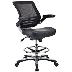 Modway Adjustable Edge Drafting Chair review
